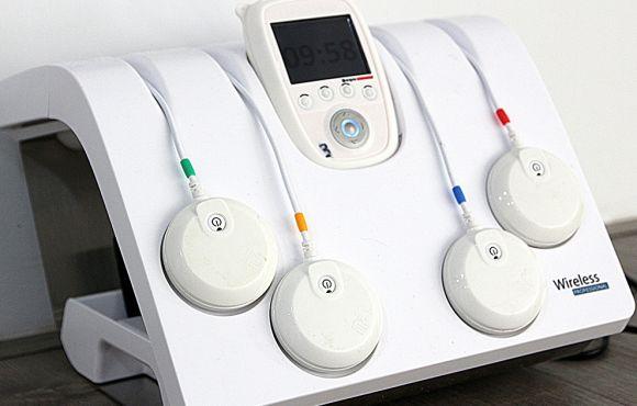 Electro estimulación inalámbrica