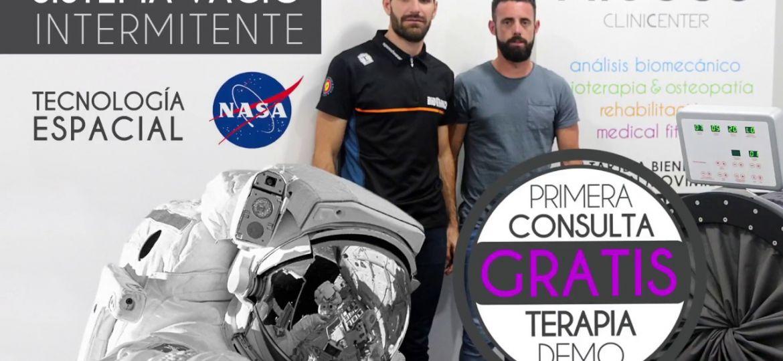 Antonio Jesús Fernández Santana - Tratamiento con sistema de vacío intermitente