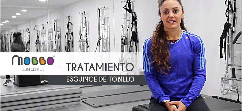 Pilar Santa Fe - Tratamiento de esguince de tobillo