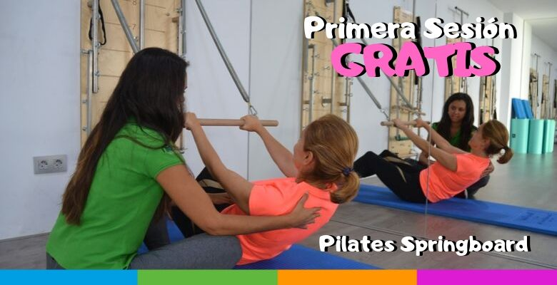 Pilates SpringBoard en Huelva