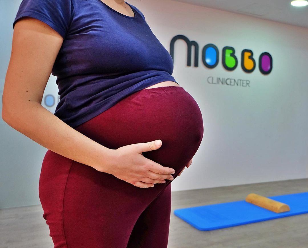 ¿En qué consiste la preparación al parto con tu fisioterapeuta?